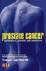 Prostate Cancer - Understand, Prevent and Overcome by Jane Plant Logo