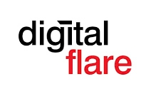 DigitalFlare Website Design Logo